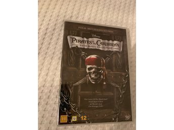 Pirates of the Caribbean 1-4 (NY)