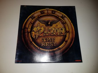 Saxon - The Best (Sealed)