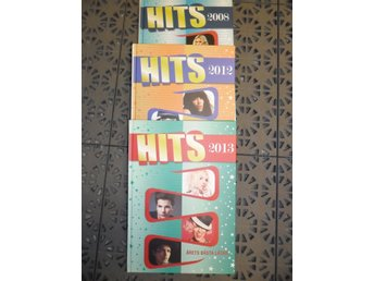 3-pack  HITS  2008-2012-2013