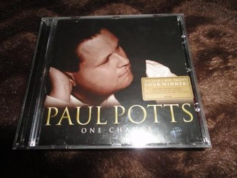 PAUL POTTS --ONE CHANCE