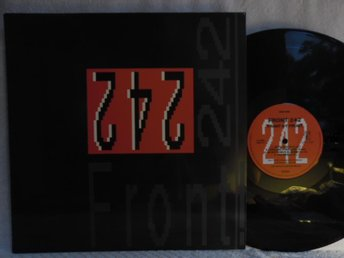 FRONT 242 - FRONT BY FRONT - MNW RRE LP 7
