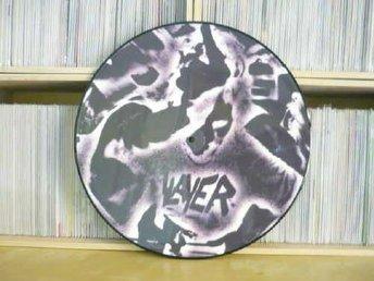 SLAYER - Disintegration / LP Picture disc - Basel - SLAYER - Disintegration / LP Picture disc - Basel