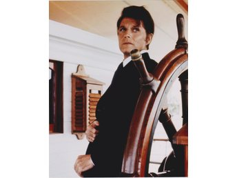 JACK LORD ACTOR *HAWAII FIVE O* PHOTOGRAPH 20 x 25cm FOTO