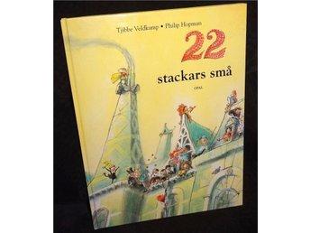 22 Stackars små - Tjibbe Veldkamp & Philip Hopman 1998 - Nynäshamn - 22 Stackars små - Tjibbe Veldkamp & Philip Hopman 1998 - Nynäshamn