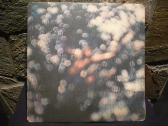 PINK FLOYD - Obscured By Clouds - Harvest SHSP 4020, 1972