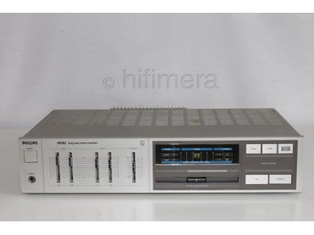 PHILIPS FA153 STEREO INTEGRATED AMPLIFIER (RIAA/PHONO)