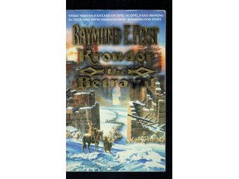 Raymond E. Feist -  Vol 1 in the riftwar saga