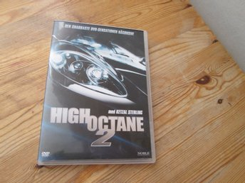 HIGH OCTANE 2 KETZAL STERLING I BRA BEG SKICK SVENSK TEXT