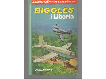 W.E. Johns: Biggles i Liberia