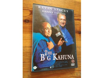 The Big Kahuna - Danny Devito, Kevin Spacey (original DVD) - Gratis frakt
