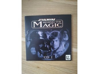 Star Wars - Behind the Magic (CD1)