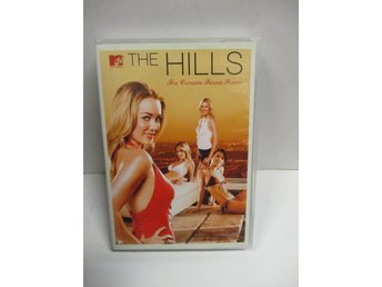 THE HILLS - Säsong 2 (3 DISK) - FINT SKICK!