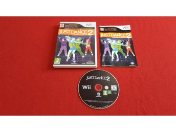 JUST DANCE 2 till Nintendo Wii