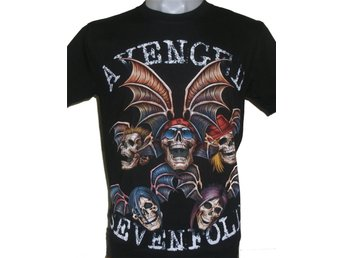 T-SHIRT: AVENGED SEVENFOLD  (Size M)
