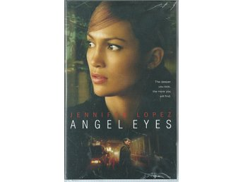 ANGEL EYES - JENNIFER LOPEZ  ( VHS FILM )