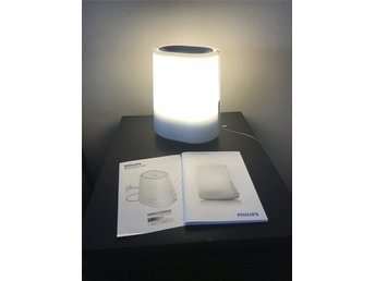 Philips Wake-up Light HF3475 med instruktionsbok