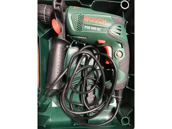Borrmaskin Bosch PSB 500RE