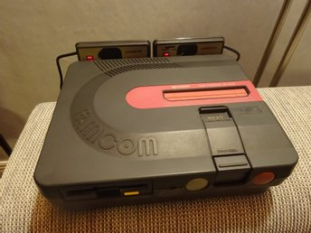 Nintendo Twin Famicom JAPAN NTSC NES