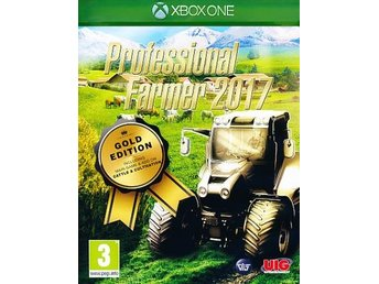Professional Farmer 2017 GOLD (XBOXONE)