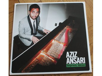 AZIZ ANSARI - Dangerously Delicious (Third Man Records, Jack White)