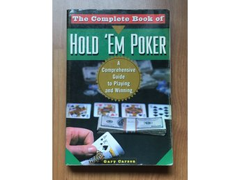 Texas Hold 'em Poker THE COMPLETE BOOK Gary Carson