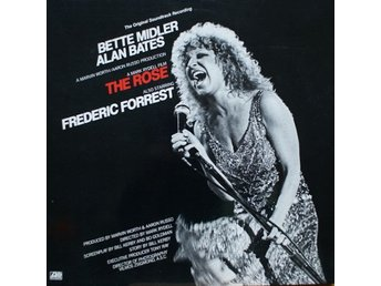 Bette Midler - The Rose - The Original Soundtrack Recording (LP, Album)