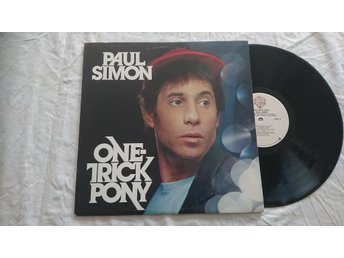 Paul Simon - One-trick Pony