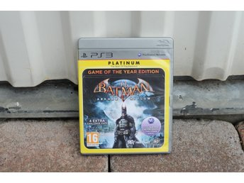 Playstation 3 PS3 BATMAN Arkham Asylum