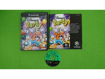Disney Party KOMPLETT Gamecube Nintendo Game Cube