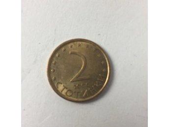 Javascript är inaktiverat. - Stockholm - Mynt, Modell: ctotnhkn 2, 2000Varan är i normalt begagnat skick. Skick: Varan säljs i befintligt skick och endast det som syns på bilderna ingår om ej annat anges. Vi värderar samtliga varor och ger dom en beskrivning av skicket. Defekter - Stockholm