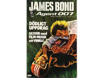James Bond nr 43 (1976) / VG- / lässkick