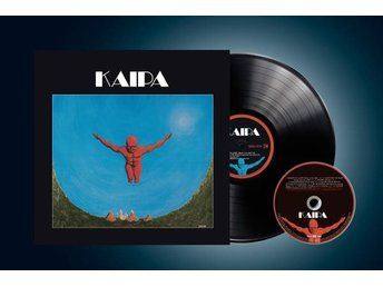 Kaipa: Kaipa (Ltd) (Vinyl LP + CD)