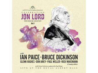 Lord Jon: Celebrating Jon Lord (+ Blu-ray) (Vinyl LP)