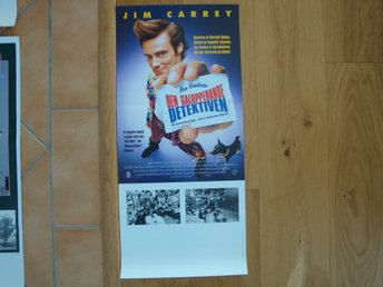 DEN GALOPPERANDE DETEKTIVEN 30X70 1994 Jim Carrey