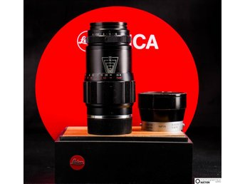 Leica TELE-ELMAR M 135mm f4 RED LABEL