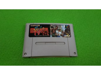 Final Fight NTSC-J Super Nintendo Snes