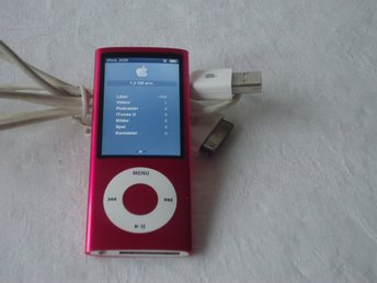Apple iPod nano 5th Generation Red (8 GB)