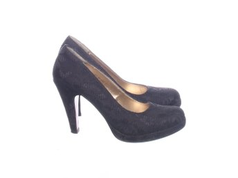 Tamaris, Pumps, Strl: 38, Svart