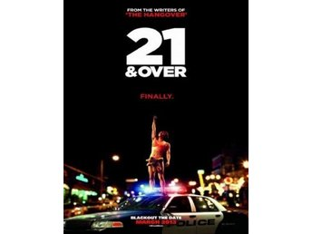 21&OVER Blu-ray