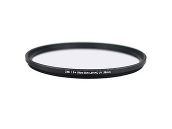 JJC Ultra Slim MC S+ L39 UV Filter 58mm