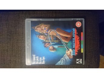 THE MUTILATOR BLURAY