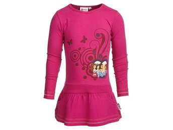 LEGO WEAR LÅNG -SHIRT, FRIENDS, CERISE (128)