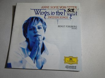 Anne Sofie Otter. Wings in the night