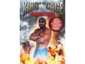 DVD - King of the Cage : Gladiators (NY) - Hyssna - DVD - King of the Cage : Gladiators (NY) - Hyssna