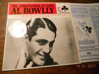 AL BOWLLY - The ambassador of song, LP Ace of Clubs UK '66 - Gävle - AL BOWLLY - The ambassador of song, LP Ace of Clubs UK '66 - Gävle
