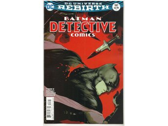 Detective Comics # 947 Variant Edition NM Ny Import