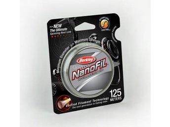 Berkley Nanofil 125m - 0,091mm (2,088kg) - Enköping - Berkley Nanofil 125m - 0,091mm (2,088kg) - Enköping