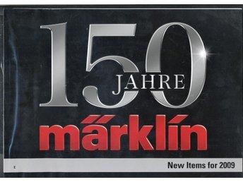 """Märklin""""New Items"""" höst 2008, vår 2009, helår 2009, 3 kataloger - Forshaga - Märklin""""New Items"""" höst 2008, vår 2009, helår 2009, 3 kataloger - Forshaga"""