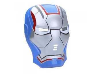 Iron Man Mask LED-ljus
