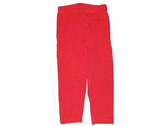 Claire DK, röda leggings 104 cl - Eskilstuna - Claire DK, röda leggings 104 cl - Eskilstuna